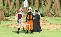 Dissipação de Genjutsu (Sakura e Chiyo - Mangá)