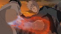 Drenagem de Chakra (Sasuke - Anime)