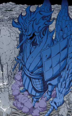 Cuerpo Completo — Susanoo Manga