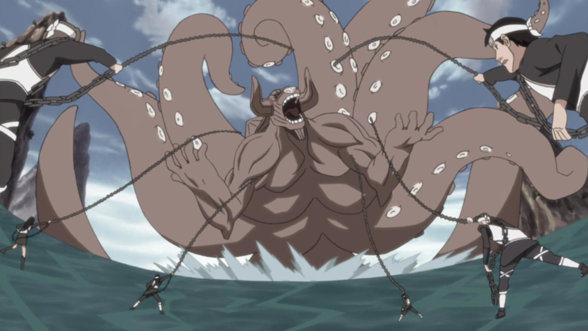 Eight-Tails Subduing Team | Narutopedia | Fandom