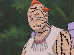 Jirōbō's Curse Mark 1
