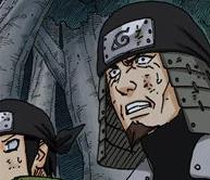 Miembro desconocido del Clan Hyūga Manga