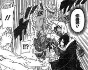 Nagato i ręka Asury