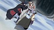 Sabu versus Kisame