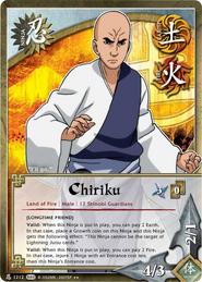 Chiriku WoW