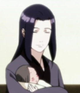 Hyuuga mother