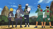 Kakashi Hatake the Hokage