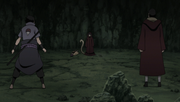 Sasuke vs Kabuto