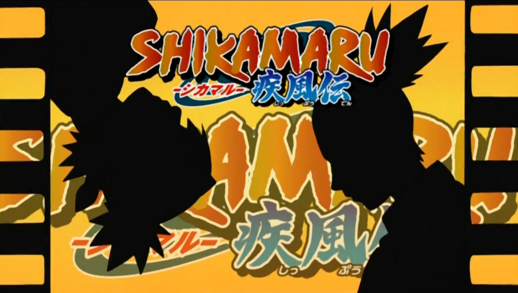 Naruto dating sim shikamaru ending friendship