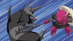 Gamaken vs Rhino