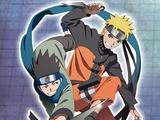 L'Examen enflammé de sélection des Chûnin ! Naruto contre Konohamaru !