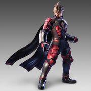 Lars Tekken 6