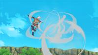 Liberação de Vento - Grande Destruição (Kakashi - Game)