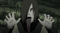 Orochimaru Intimidating