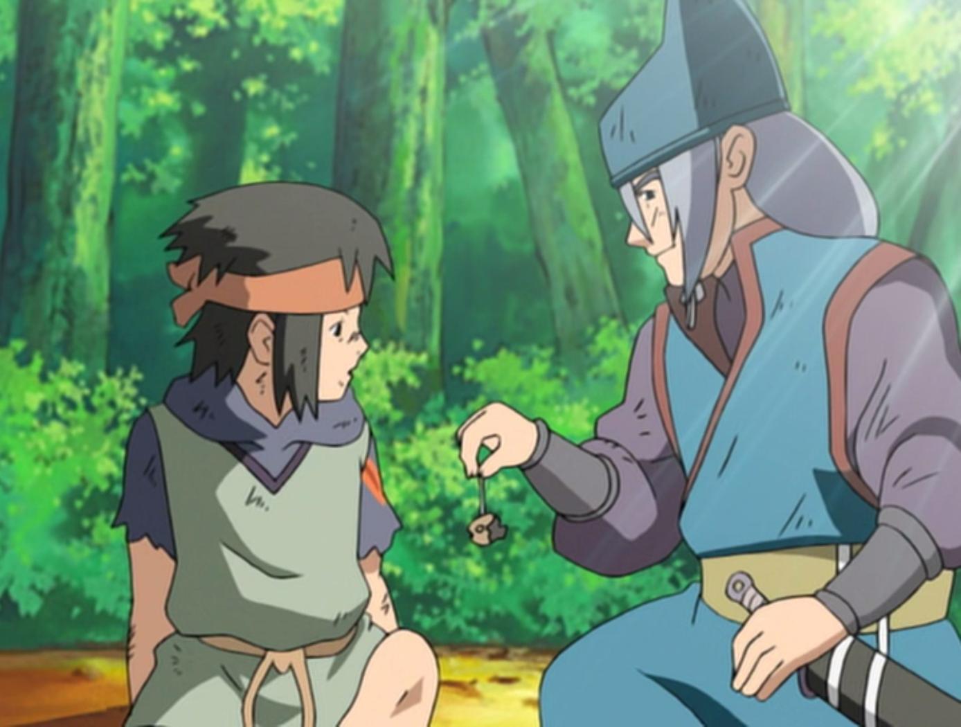 Missão de Escolta de Gantetsu | Wiki Naruto | FANDOM ...