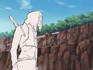 Jutsu Clon de Tinta Anime