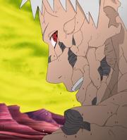 Os momentos finais de Obito Uchiha