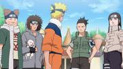Sasuke Recovery team