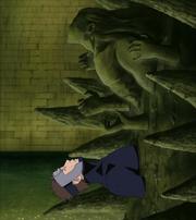 Yamato fusionné avec le clone vivant de Hashirama