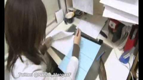 Creacion de Naruto Choque Ninja en el país de la nieve