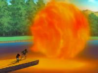 Fugaku produces a Fireball