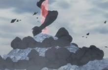 Jutsu Secreto de Elemento Tormenta Dragón Demonio Tormenta 1
