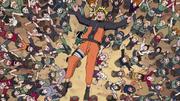Naruto como el héroe de Konoha
