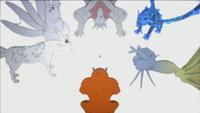 Telepatia da Besta com Cauda (Game)