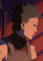Kinoto's face