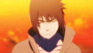Uchiha Sasuke Llorando Recuerda
