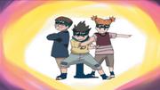 Esquadrão Ninja de Konohamaru