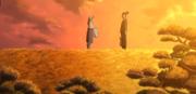 Iruka se encuentra con Ayame