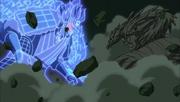 Madara Edo vs. Hashirama Edo (Anime)