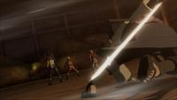 Movimento de Taijutsu em Alta Velocidade (Sasuke - Game)