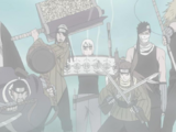 Sete Espadachins Ninja da Névoa
