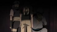 Sasuke chega em Orochimaru