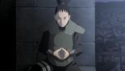 Shikamaru Thinking