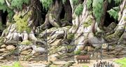 Floresta da Morte (Mangá Colorido)