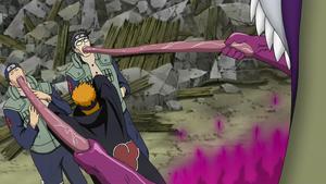 Invocación Rey del Infierno Anime