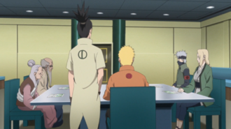 Konohagakure Council