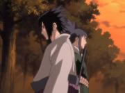 Sasuke se cruza con Guren
