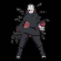 Shin Uchiha (Render)