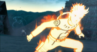 Flash Amarelo de Naruto (Game)
