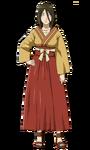 Hanabi (Boruto - Render)