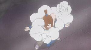 Jutsu Espora Anime