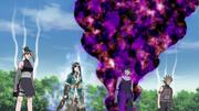 Kabuto erradica las personalidades del Escuadrón de Batalla Uno