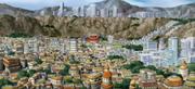 Konohagakure años después de la Cuarta Guerra