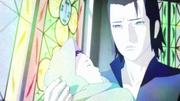 Mui con Muku de bebé