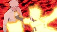 Naruto cura Obito