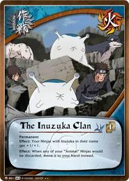 The Inuzuka Clan SL